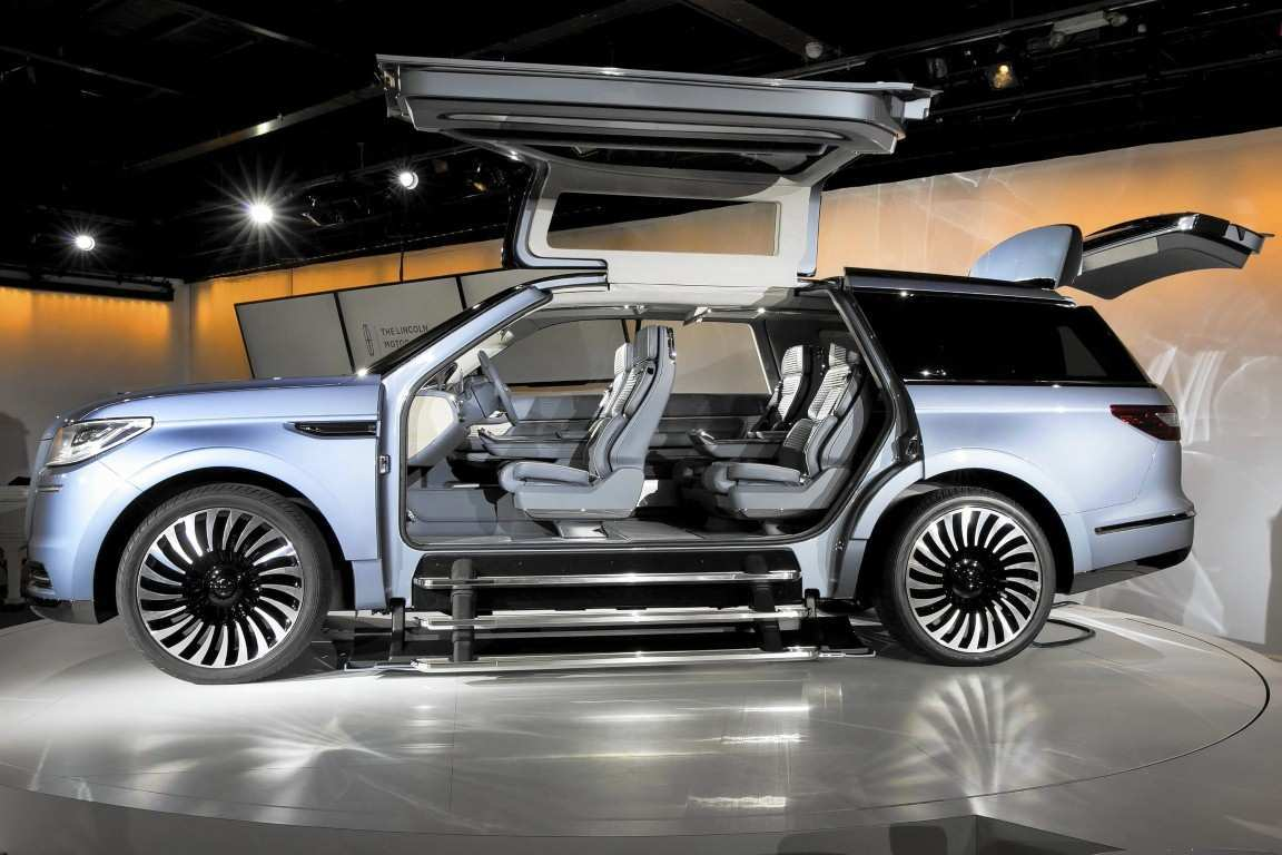 76 Best Review 2020 Lincoln Navigator Concept with 2020 Lincoln Navigator