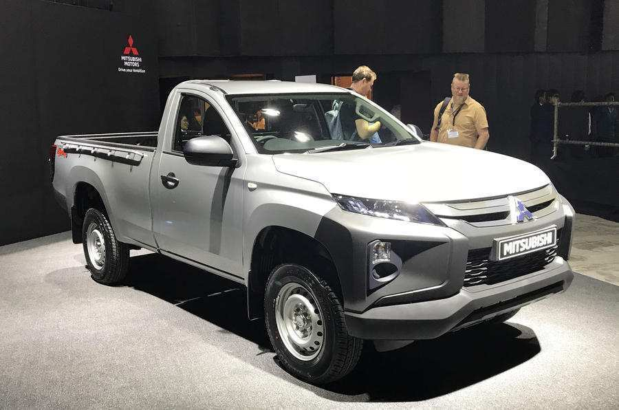 76 Best Review 2020 Mitsubishi L200 2018 Interior with 2020 Mitsubishi L200 2018