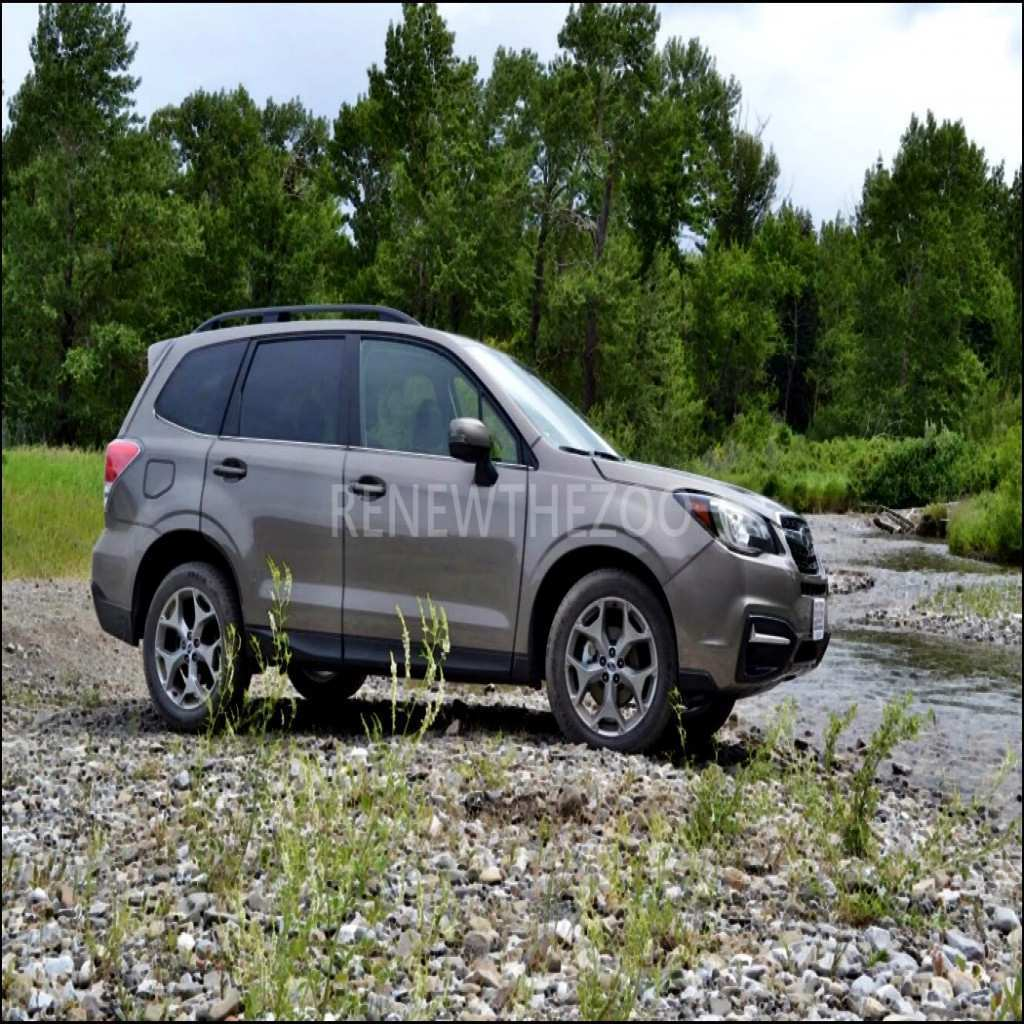 76 Best Review Dimensions Of 2020 Subaru Forester New Concept by Dimensions Of 2020 Subaru Forester