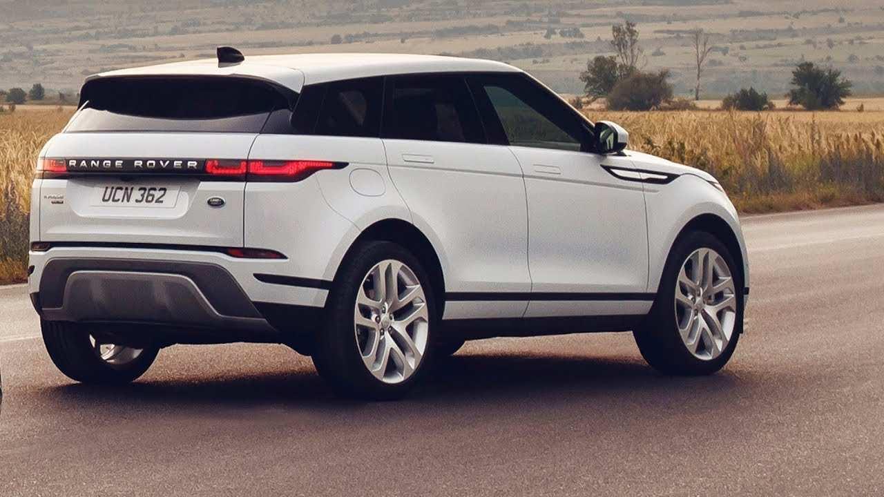 76 Concept of 2020 Range Rover Evoque Exterior by 2020 Range Rover Evoque
