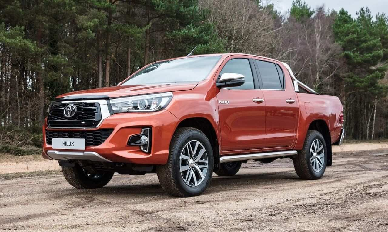 76 Concept of 2020 Toyota Hilux Specs and Review with 2020 Toyota Hilux