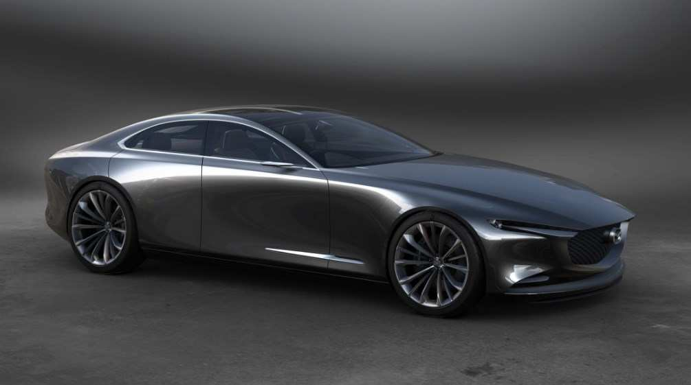 76 Concept of Mazda 6 2020 Exterior Redesign and Concept by Mazda 6 2020 Exterior
