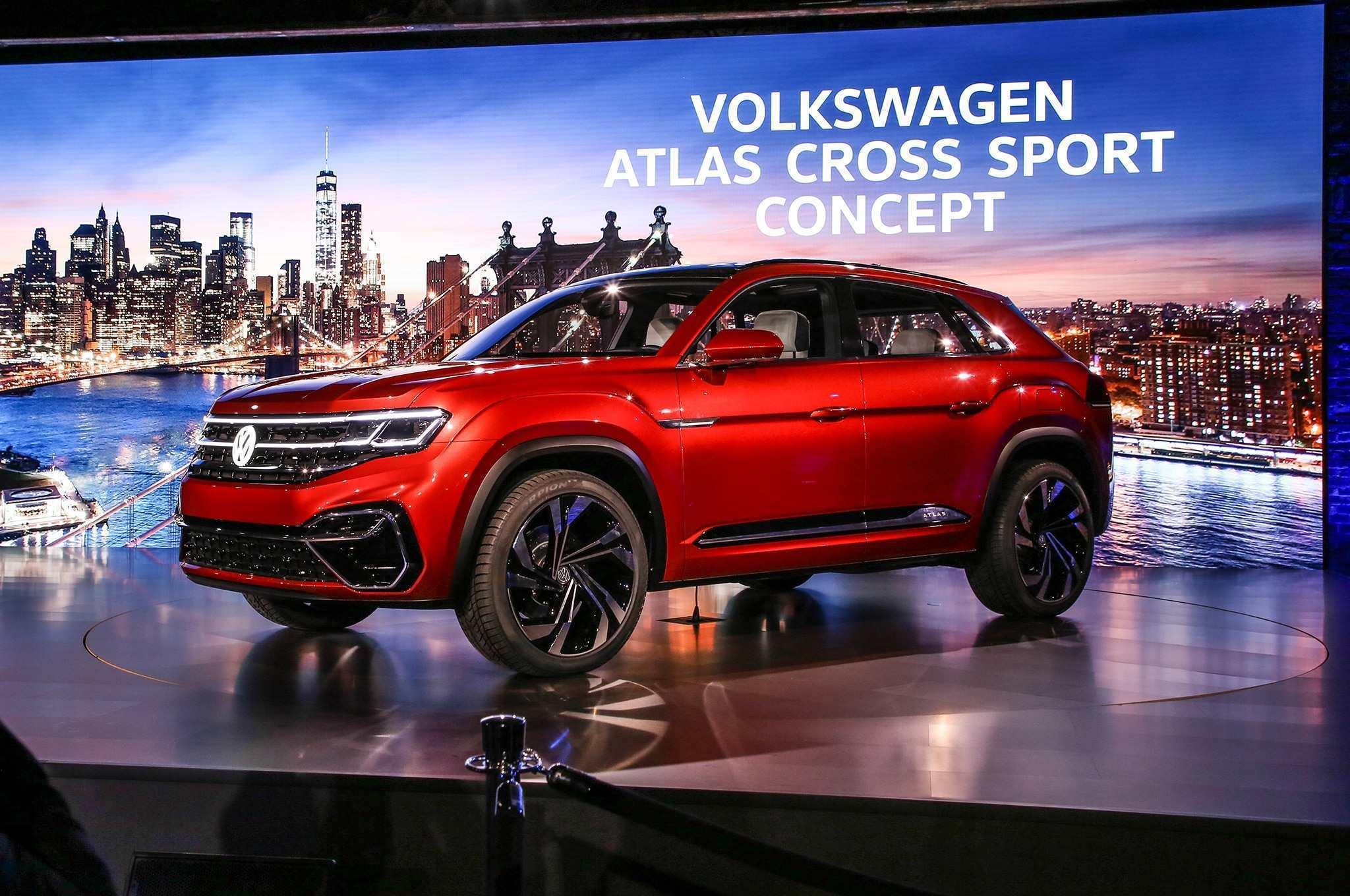 76 Concept of Volkswagen Atlas 2020 Configurations by Volkswagen Atlas 2020