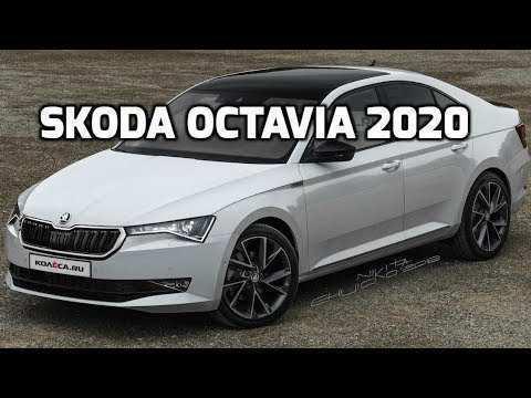 76 Gallery of Skoda Octavia 2020 Rumors for Skoda Octavia 2020