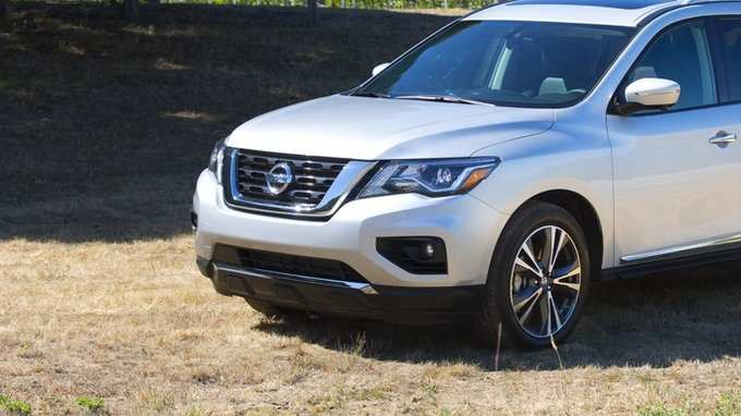 76 Great 2020 Nissan Pathfinder Price by 2020 Nissan Pathfinder
