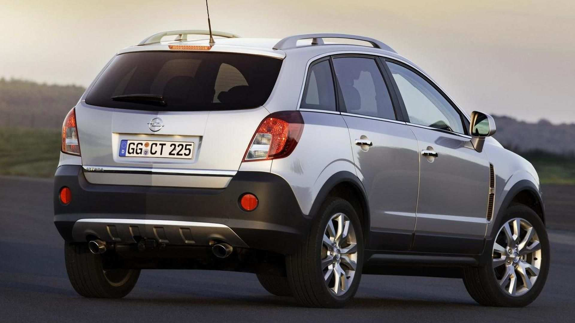 76 Great Opel Antara 2020 Review by Opel Antara 2020