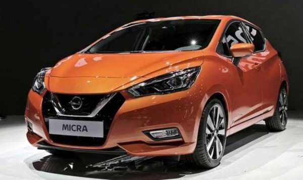 76 New 2020 Nissan Micra 2020 Redesign by 2020 Nissan Micra 2020