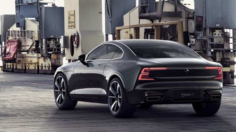 76 New 2020 Volvo Polestar 1 Spesification with 2020 Volvo Polestar 1