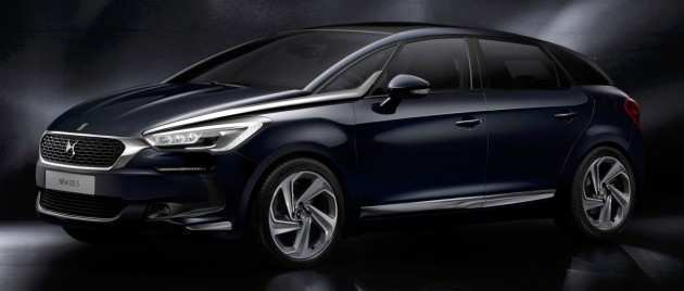 76 The 2020 Citroen DS5 Price and Review by 2020 Citroen DS5