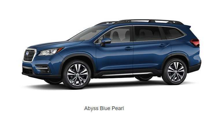 76 The 2020 Subaru Ascent Exterior Exterior Interior by 2020 Subaru Ascent Exterior Exterior