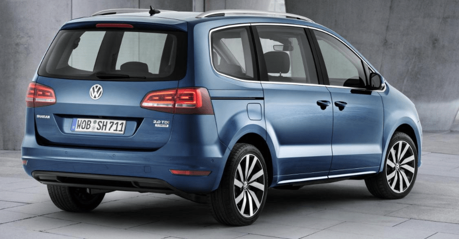 76 The 2020 VW Sharan 2018 Redesign for 2020 VW Sharan 2018