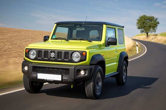 76 The Suzuki Jimny 2020 Model Exterior and Interior with Suzuki Jimny 2020 Model