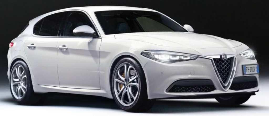77 All New 2020 Alfa Romeo Giulia Concept by 2020 Alfa Romeo Giulia