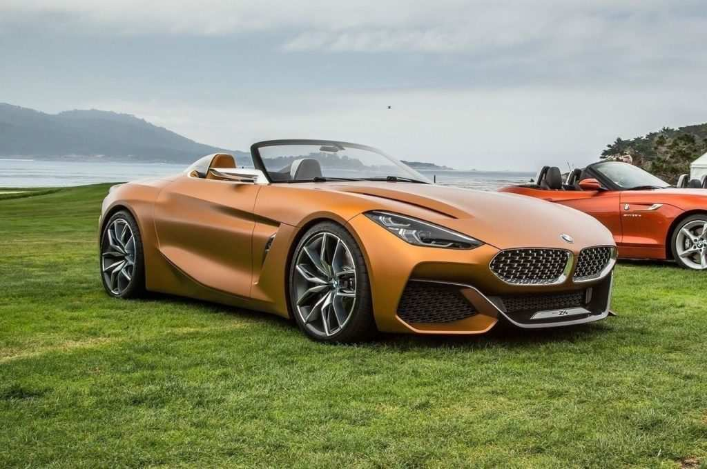 77 All New 2020 BMW Z4 M Roadster Spy Shoot with 2020 BMW Z4 M Roadster