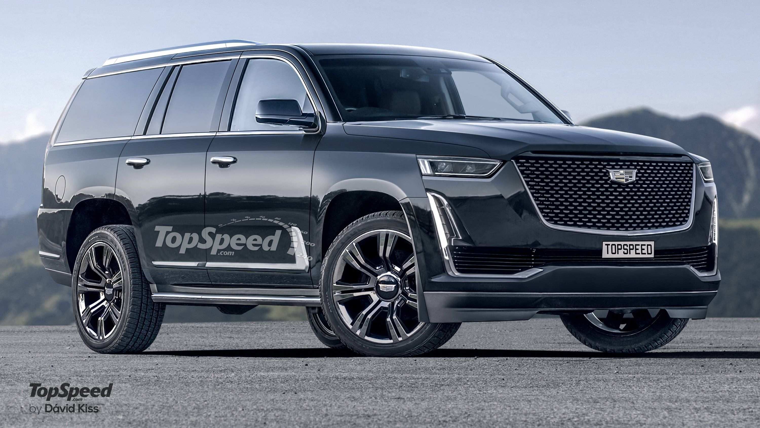 77 All New 2020 Cadillac Escalade Vsport Speed Test for 2020 Cadillac Escalade Vsport