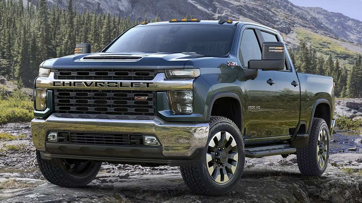 77 All New 2020 Chevy Silverado Hd Price and Review with 2020 Chevy Silverado Hd