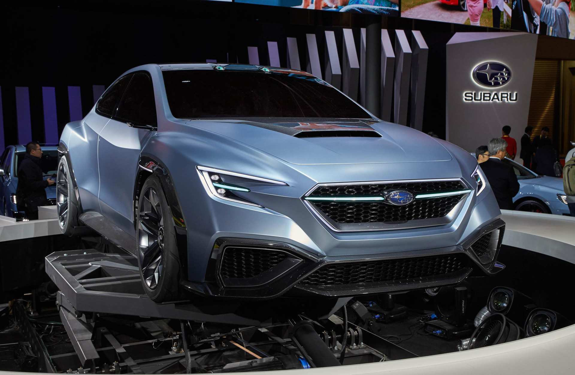 77 All New 2020 Subaru Viziv Style by 2020 Subaru Viziv