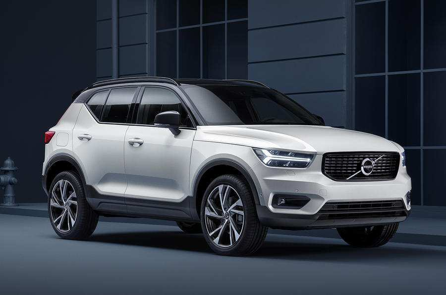 77 All New 2020 Volvo Xc40 Uk Concept by 2020 Volvo Xc40 Uk