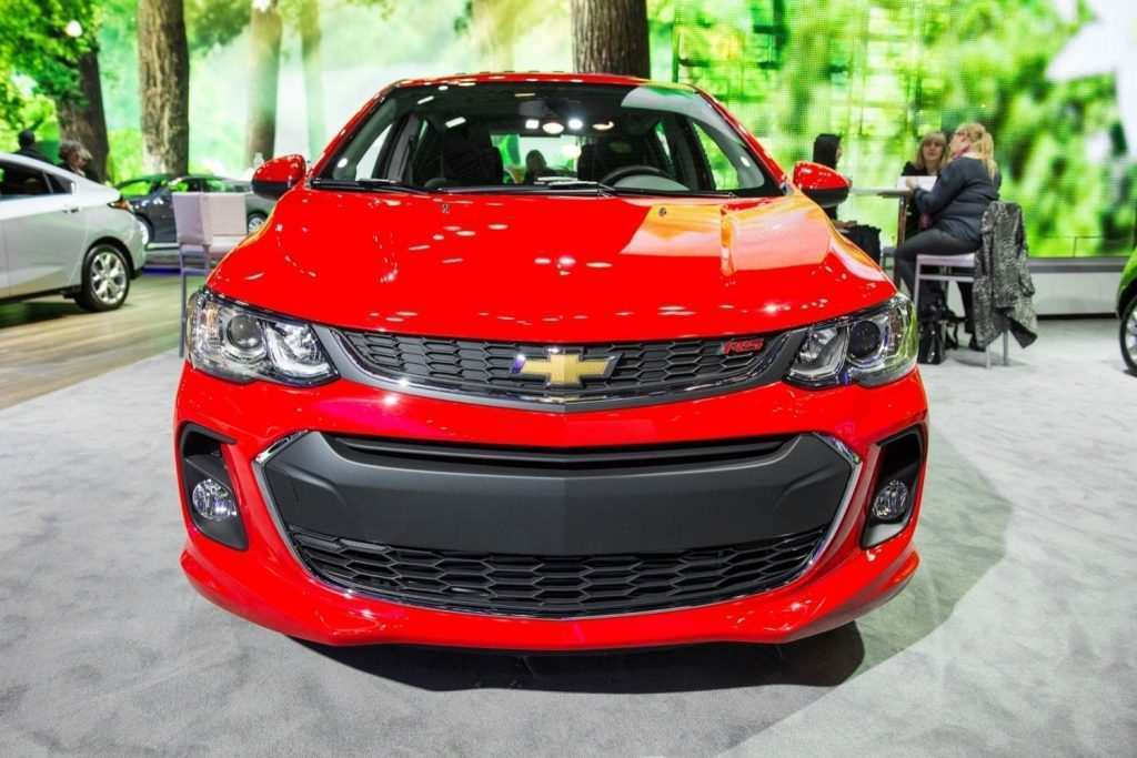 77 Best Review 2020 Chevy Sonic Ss Ev Rs Specs for 2020 Chevy Sonic Ss Ev Rs
