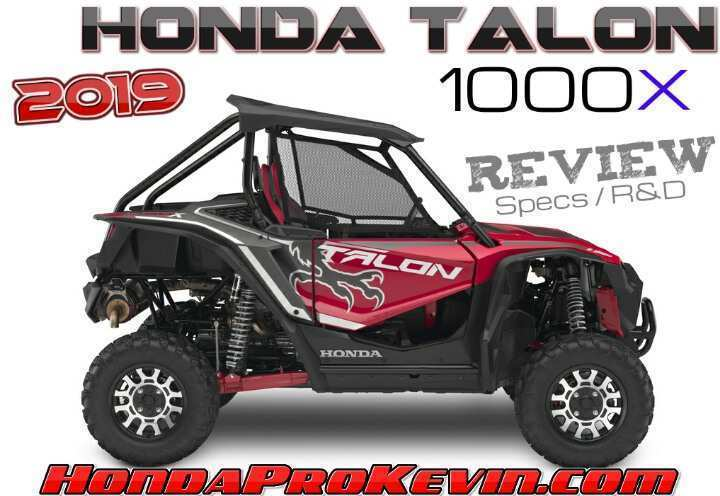 77 Best Review 2020 Honda Talon Prices by 2020 Honda Talon