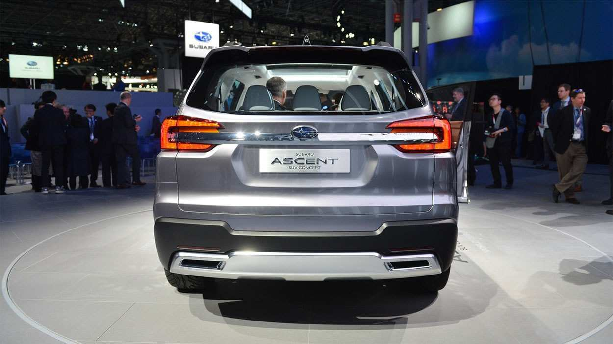 77 Best Review 2020 Subaru Ascent Exterior History with 2020 Subaru Ascent Exterior