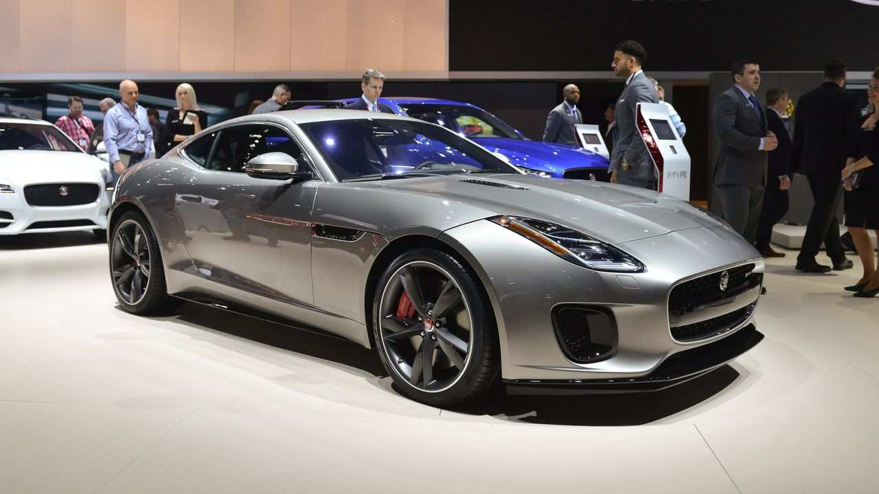 77 Best Review Jaguar F Type 2020 New Concept Spesification for Jaguar F Type 2020 New Concept