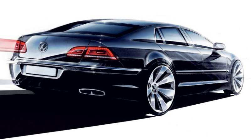 77 Best Review VW Phaeton 2020 Picture by VW Phaeton 2020