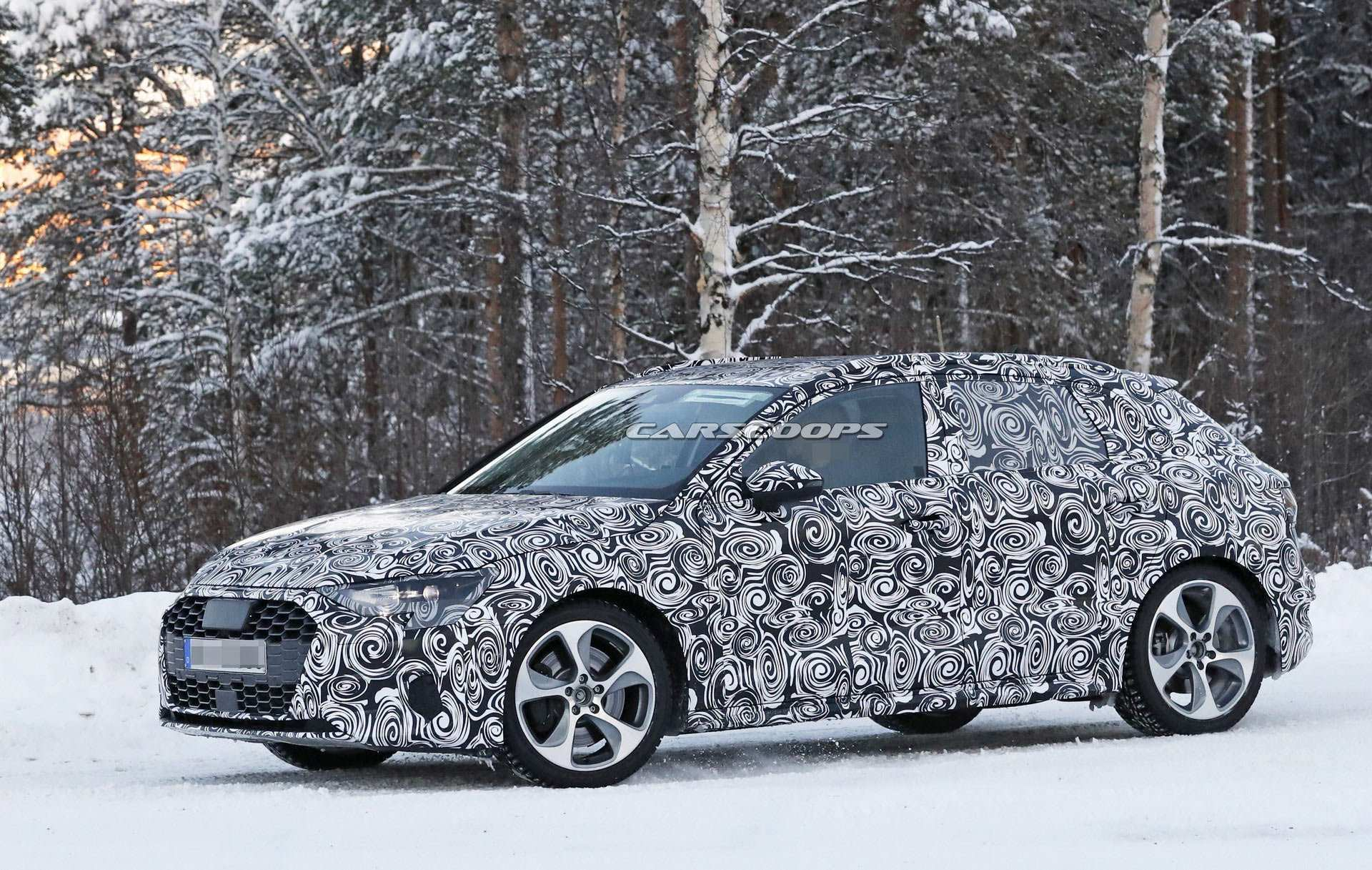 77 Concept of 2020 Audi A3 Engine for 2020 Audi A3