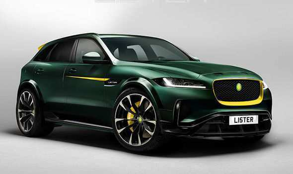 77 Concept of Jaguar F Pace 2020 New Concept First Drive by Jaguar F Pace 2020 New Concept