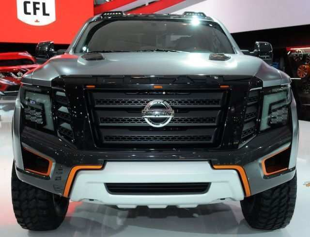 77 Concept of Nissan Warrior 2020 Configurations for Nissan Warrior 2020
