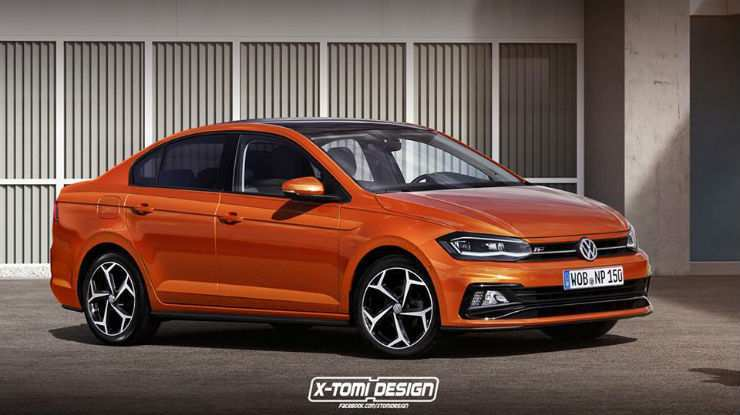 77 Concept of Volkswagen Vento 2020 India Performance by Volkswagen Vento 2020 India