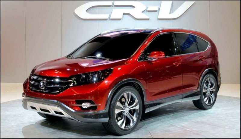 77 Gallery of 2020 Honda CRV Interior with 2020 Honda CRV