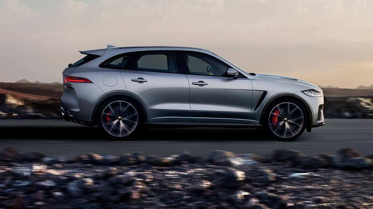 77 Gallery of 2020 Jaguar F Pace Svr Reviews by 2020 Jaguar F Pace Svr
