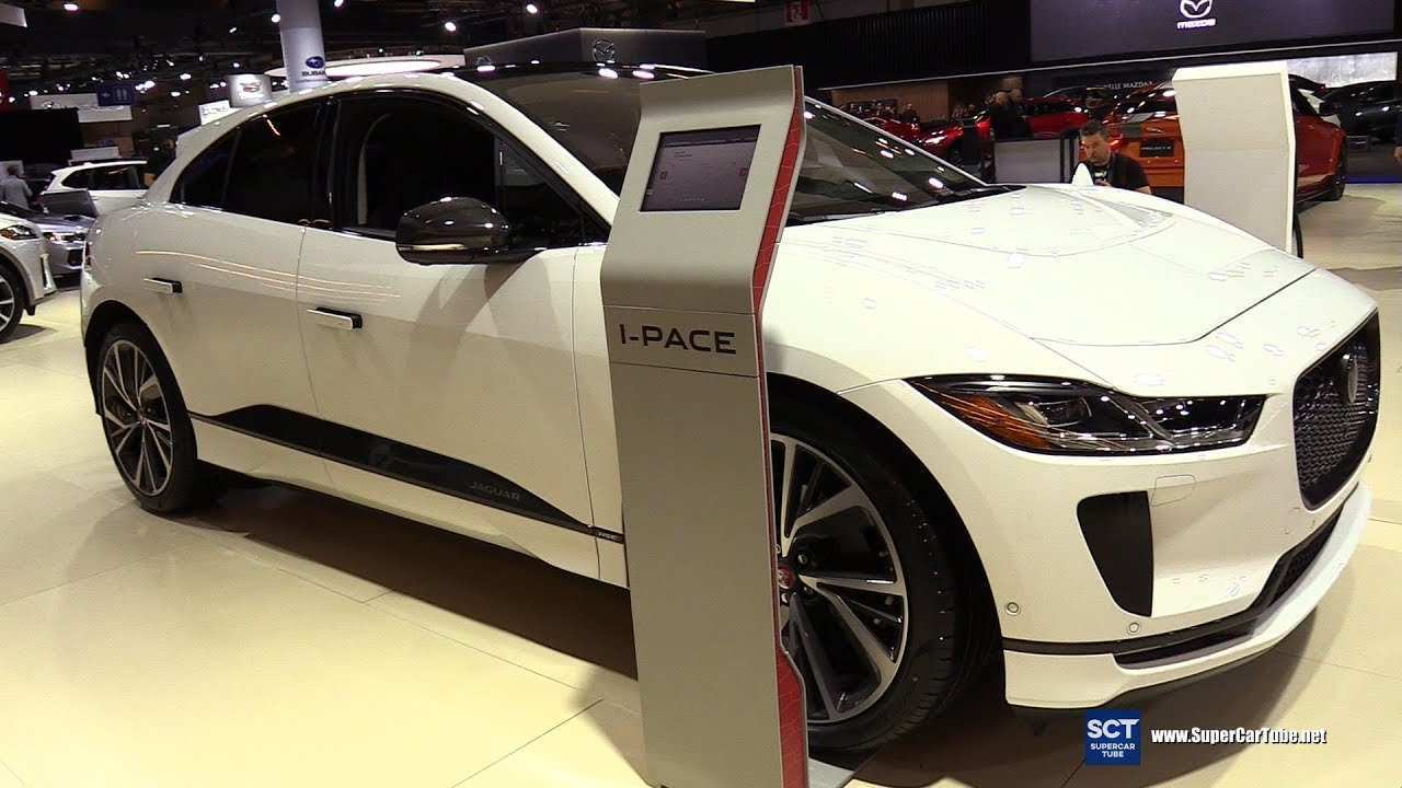 77 Gallery of 2020 Jaguar I Pace Exterior Interior by 2020 Jaguar I Pace Exterior