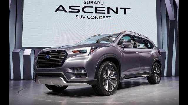 77 Gallery of 2020 Subaru Ascent Exterior Exterior Specs for 2020 Subaru Ascent Exterior Exterior