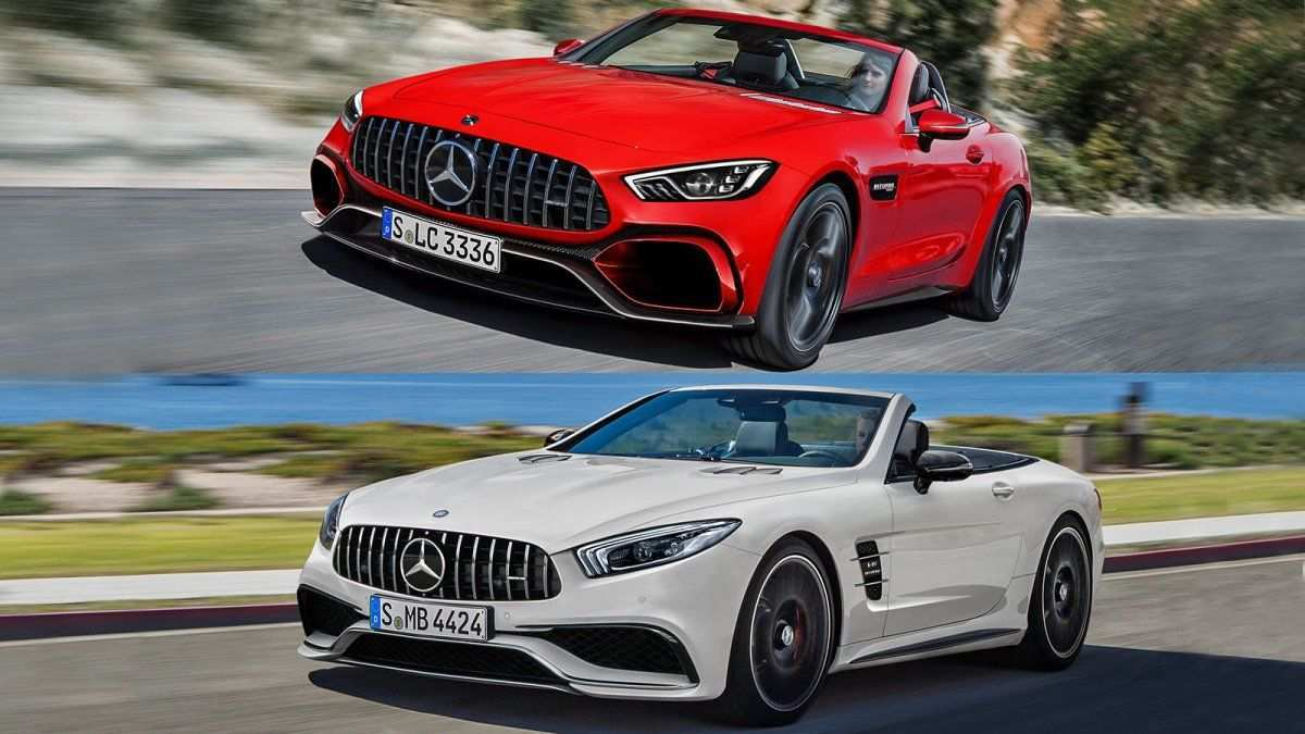 77 Gallery of Slc Mercedes 2020 Performance and New Engine with Slc Mercedes 2020