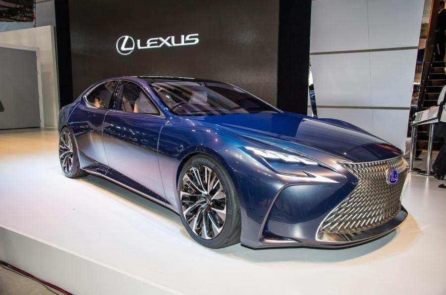 77 Great 2020 Lexus LF LC Style by 2020 Lexus LF LC
