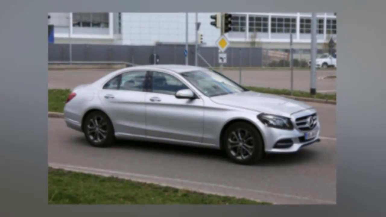 77 Great 2020 Mercedes C class Spy Shoot by 2020 Mercedes C class