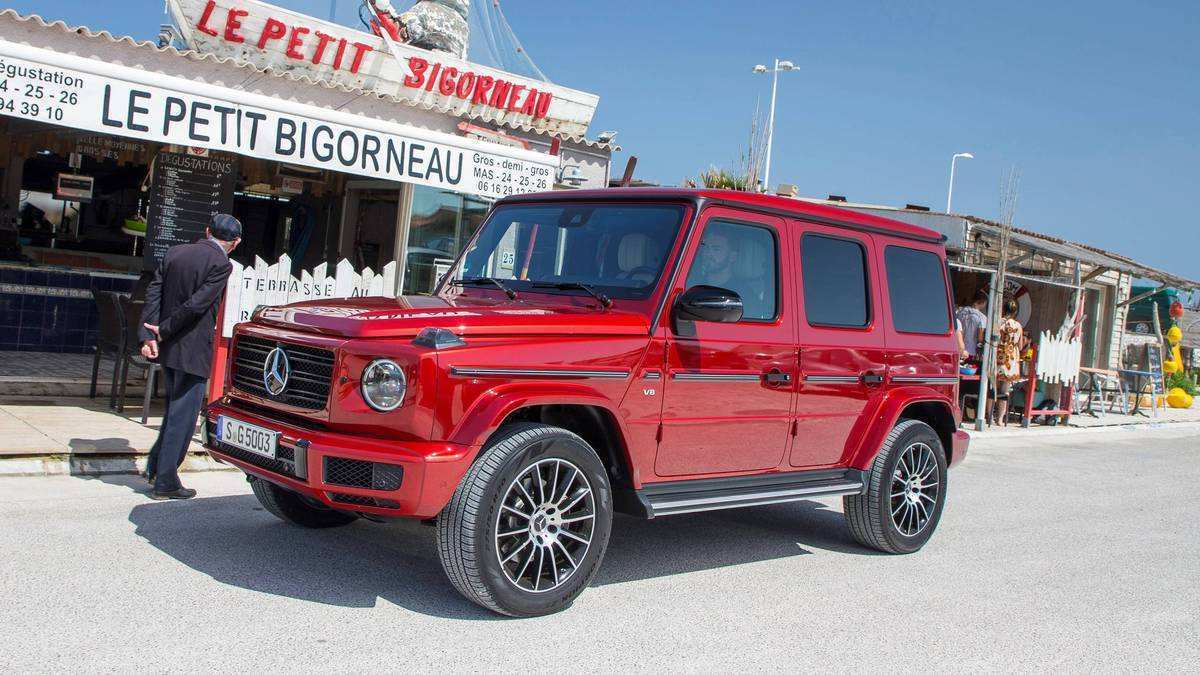 77 Great 2020 Mercedes G Wagon Configurations with 2020 Mercedes G Wagon