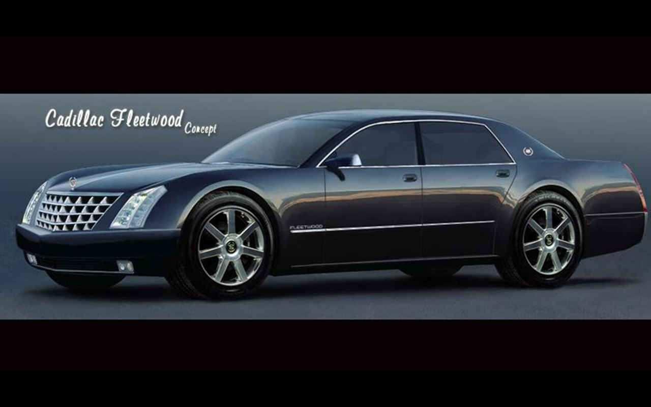 2020 Cadillac Fleetwood Series 75 Engine
