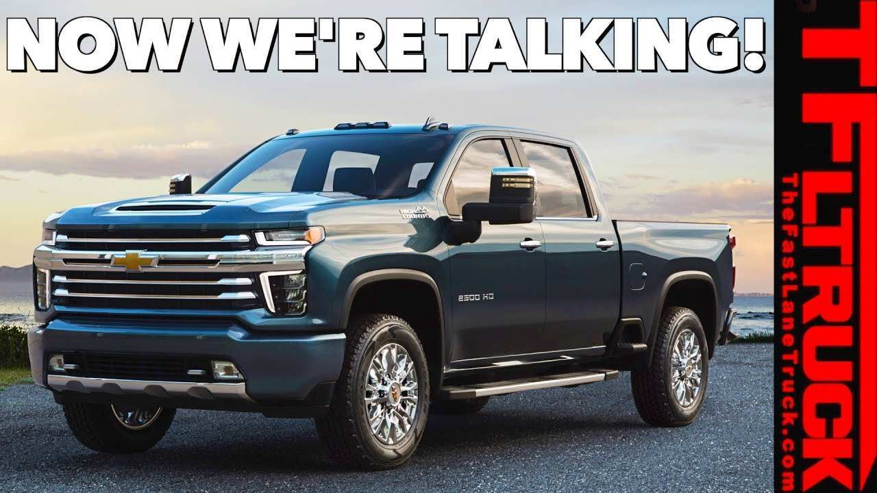 77 New 2020 Chevrolet Silverado Redesign and Concept for 2020 Chevrolet Silverado
