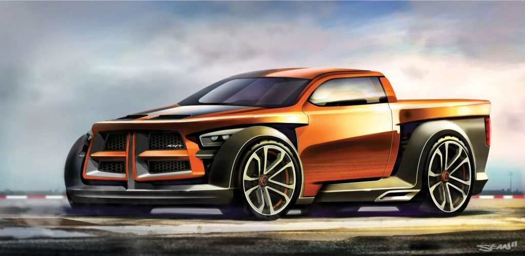 77 New 2020 Dodge Rampage Redesign with 2020 Dodge Rampage
