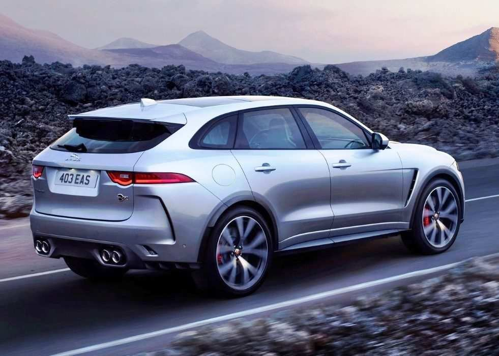 77 New 2020 Jaguar F Pace Svr Exterior and Interior with 2020 Jaguar F Pace Svr