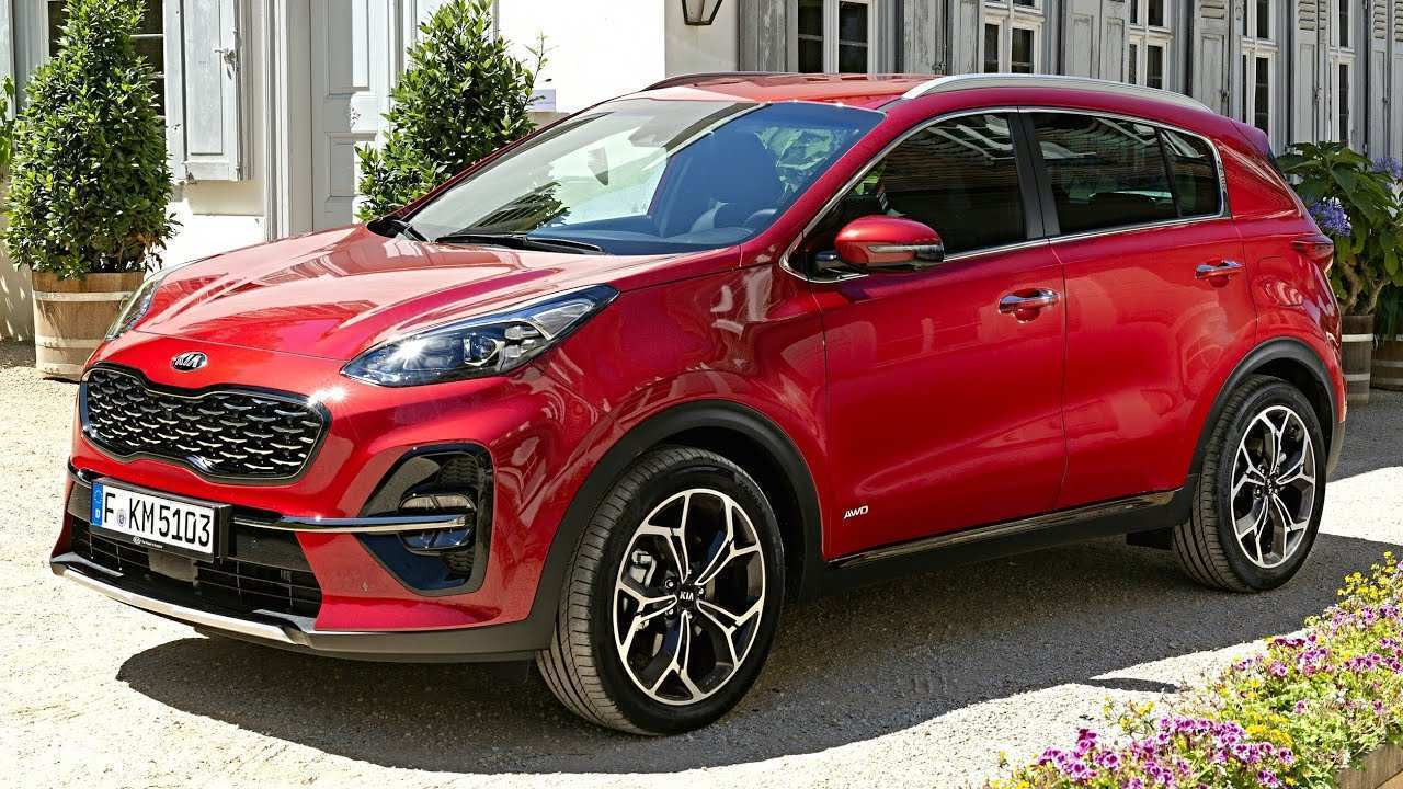 77 New Kia Sportage 2020 Uk Pictures with Kia Sportage 2020 Uk