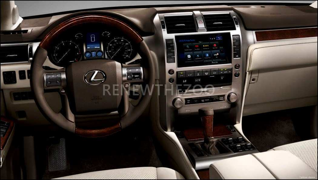 77 New Lexus 2020 Gx460 Redesign and Concept for Lexus 2020 Gx460
