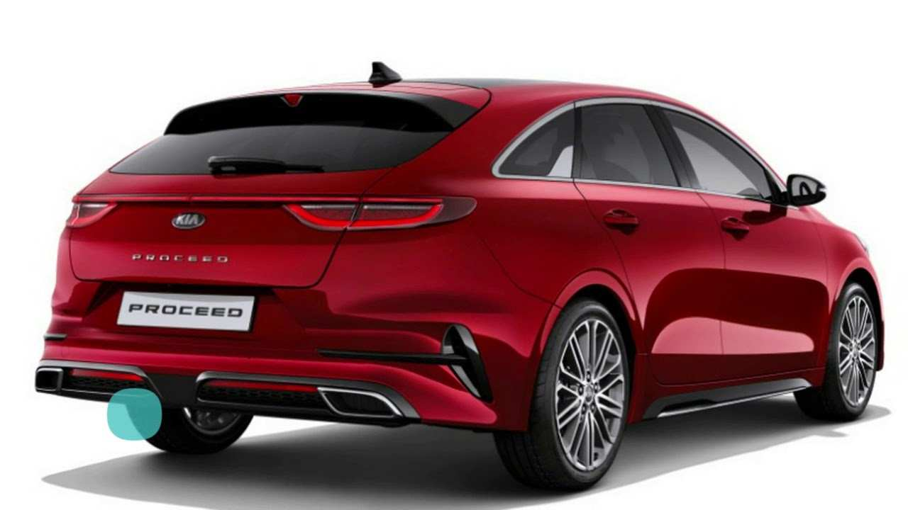 77 New Proceed Kia 2020 Concept with Proceed Kia 2020