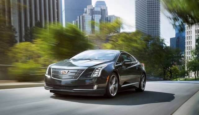 77 The 2020 Cadillac ELR Interior for 2020 Cadillac ELR