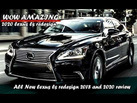 77 The 2020 Lexus LS Overview with 2020 Lexus LS