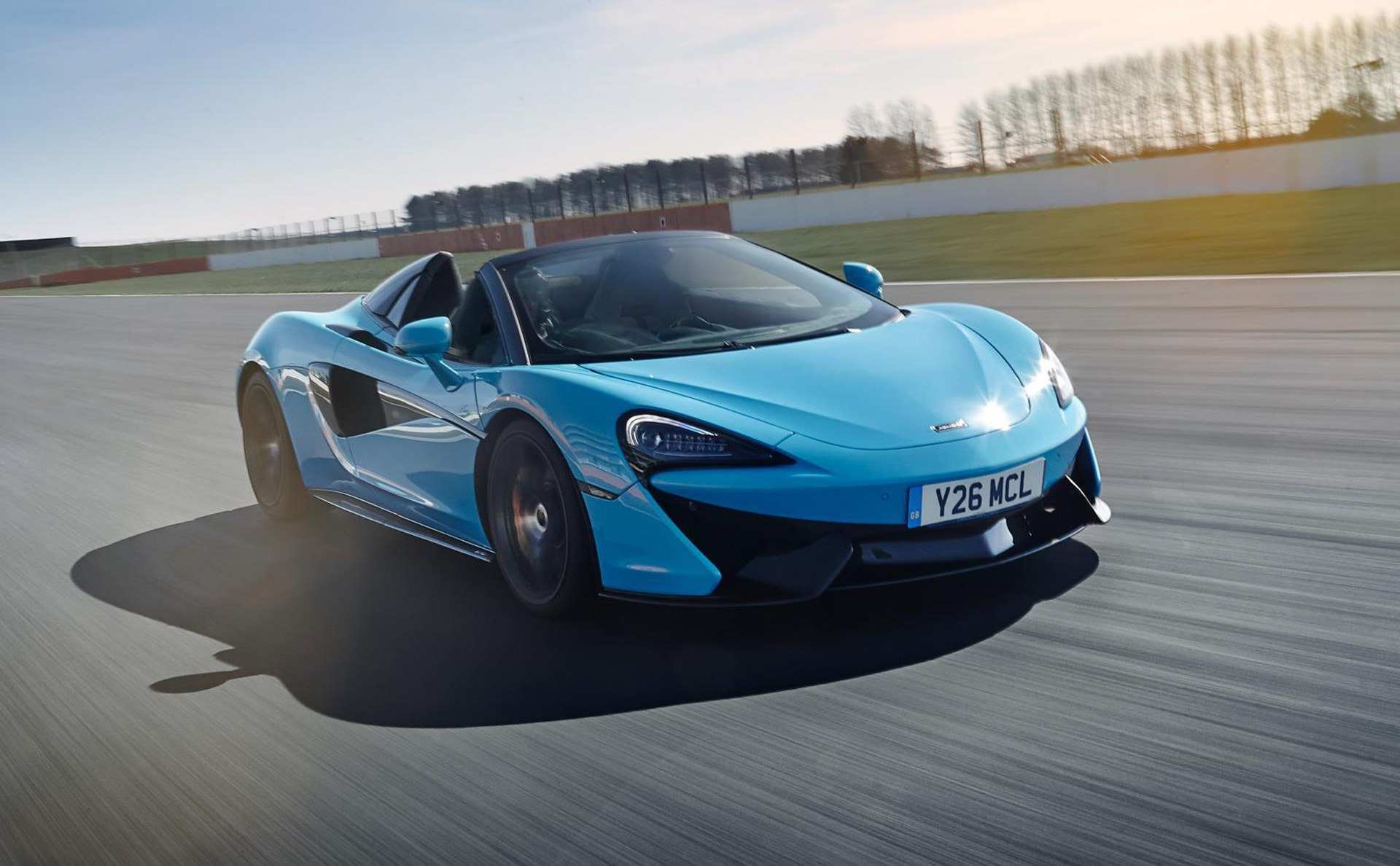 77 The 2020 McLaren 570S Coupe Style by 2020 McLaren 570S Coupe