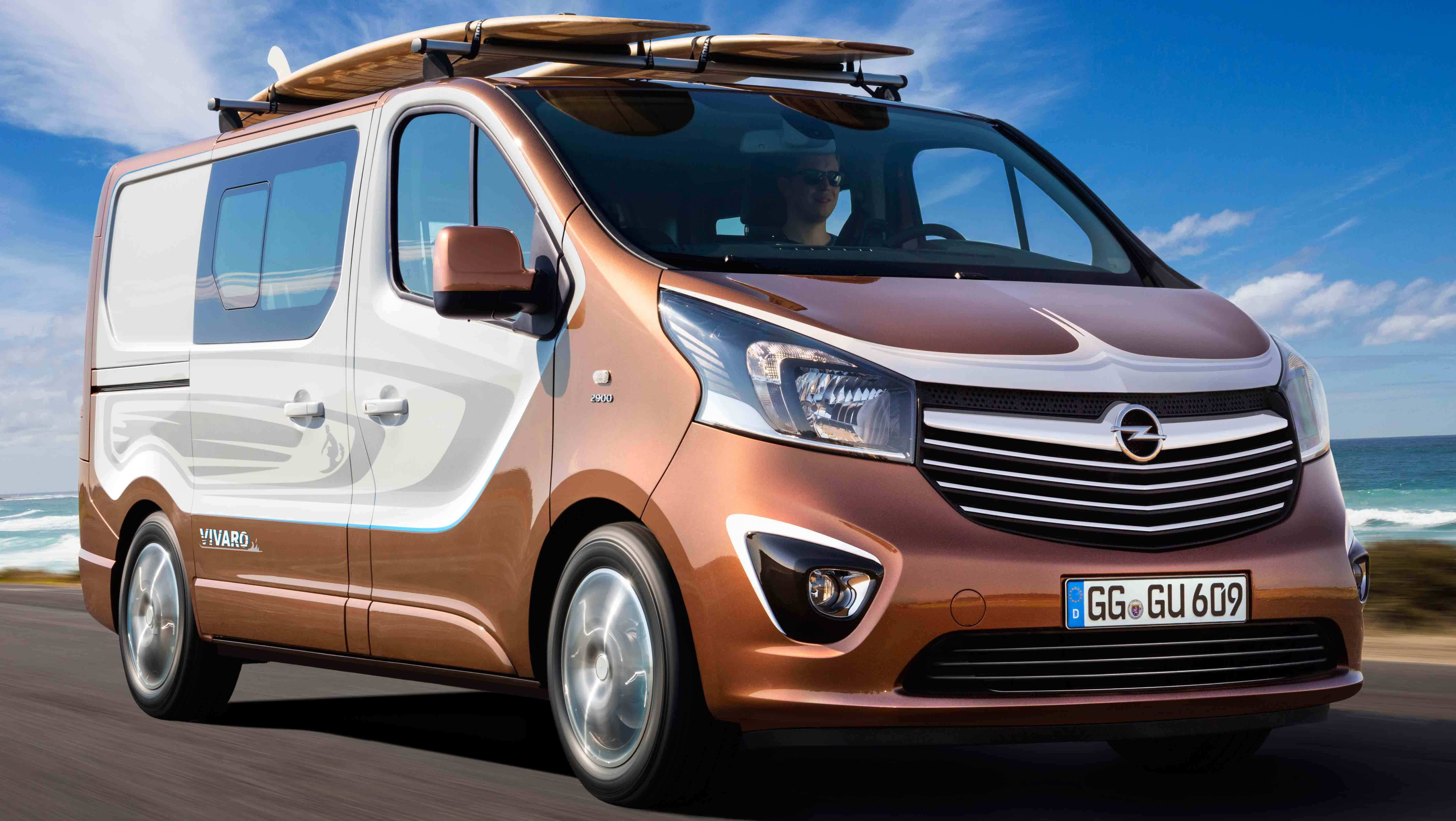77 The 2020 Opel Vivaro 2018 Redesign by 2020 Opel Vivaro 2018